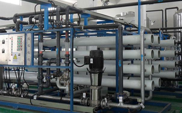 线路板厂镍工业废水处理设备-中水回用及零排放-广州
